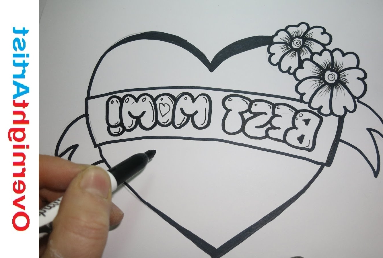 drawing ideas for mom's birthday ; how-to-draw-mom-in-graffiti-birthday-drawing-ideas-drawing-and-sketches