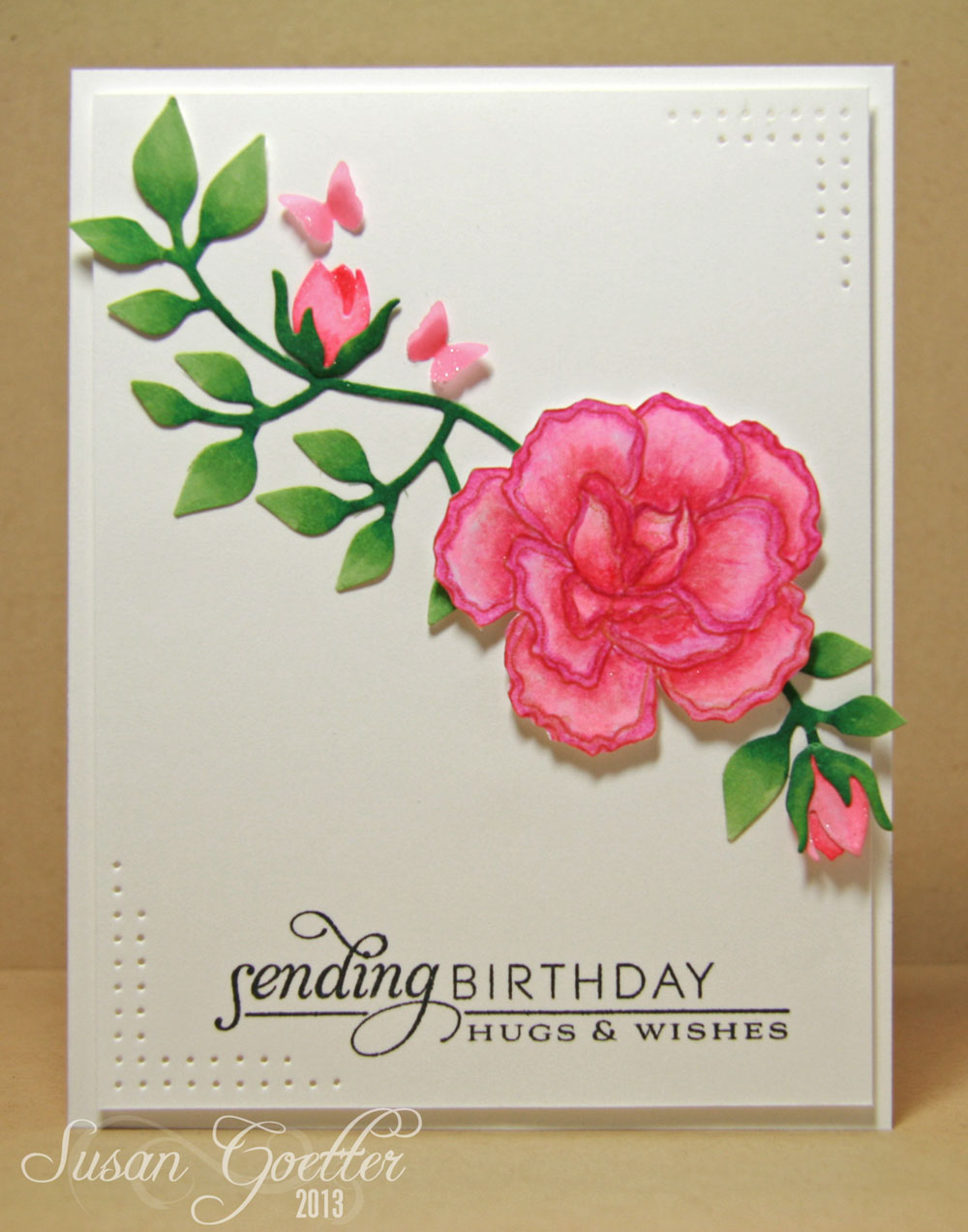 drawing of birthday greeting cards ; CTS%252328