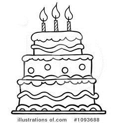 easy birthday cake drawing ; 7ef75f4639c21f2f551e0ac46f1fe3c0--white-picture-pictures-images