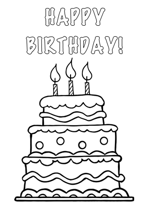 easy birthday cake drawing ; d22bbec5bd8fd7aadf1e27ff823cdac2_cake-black-and-white-happy-birthday-cake-clipart-black-and-white-birthday-cake-clipart-black-and-white_300-422