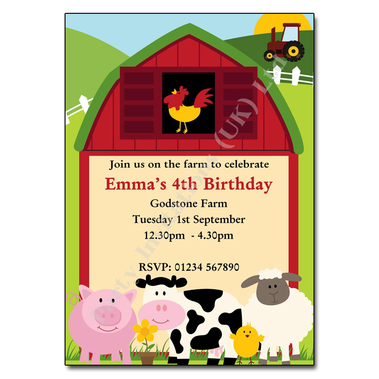 farm themed birthday invitation wording ; Surprising-Farm-Themed-Birthday-Invitations-As-Birthday-Invitation-Wording