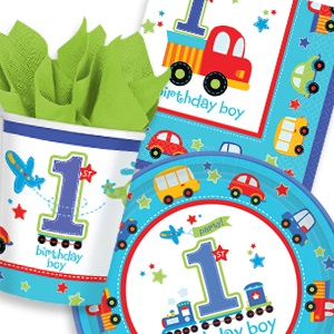 first birthday activities ; New-Arrivals_All-Aboard-Boy-First-Birthday-Theme-Party-Supplies-jp