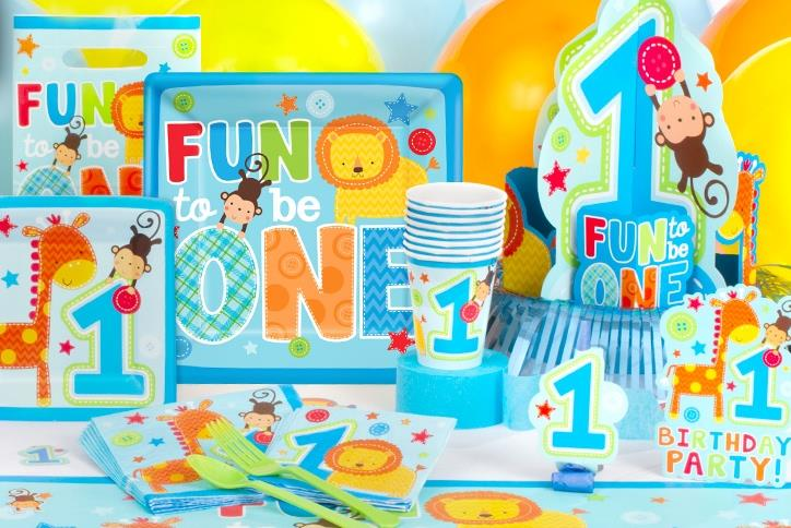 first birthday activities ; boy-first-birthday-theme-party-decorators