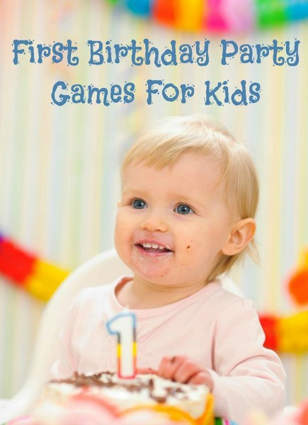 first birthday party games and activities ; first-birthday-party-games