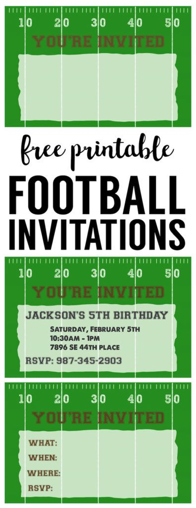 football themed birthday party invitation wording ; football-birthday-party-invitations-And-then-ideas-Birthday-Invitations-unique-erstaunlich-and-great-ideas-16