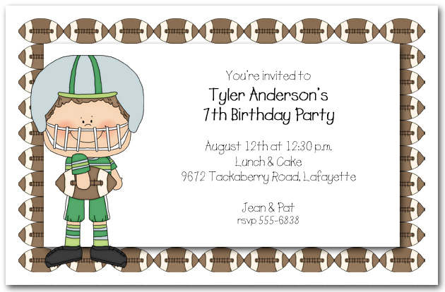 football themed birthday party invitation wording ; football-party-invitation-wording-is-the-best-theme-to-forge-your-fetching-Party-invitations-13