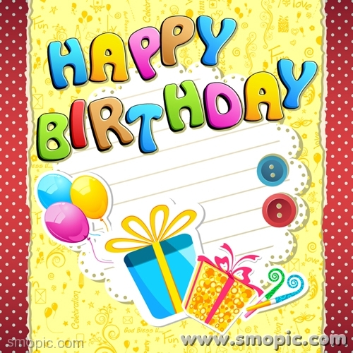 free birthday card design templates ; 127_smopic