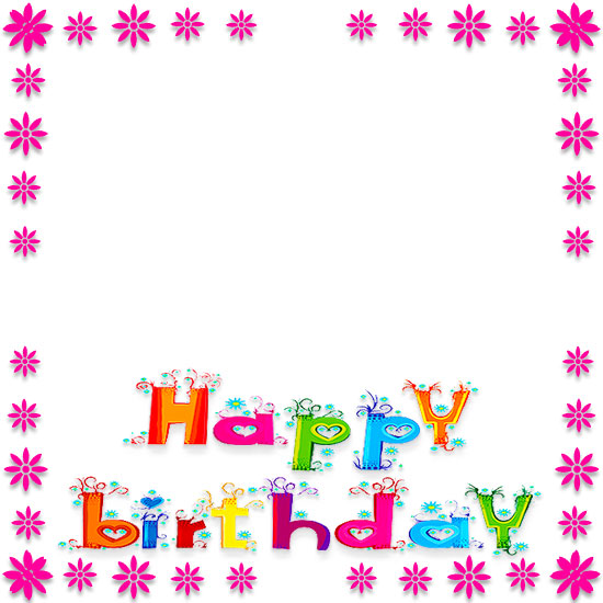 free birthday clipart borders and frames ; free-clipart-borders-20