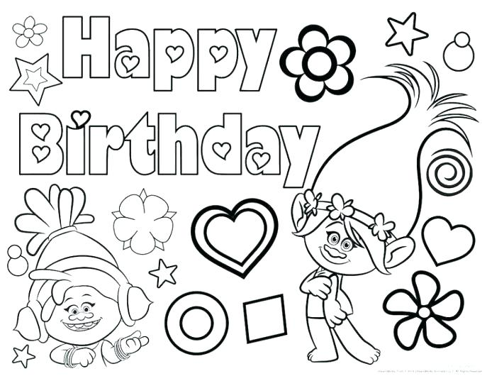 free birthday coloring sheets ; fancy-free-birthday-coloring-pages-medium-in-addition-to-printable