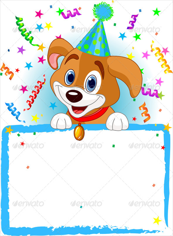 free birthday invitation border templates ; template-birthday-invitation-14-animal-birthday-invitation-templates-free-vector-epsjpeg-free
