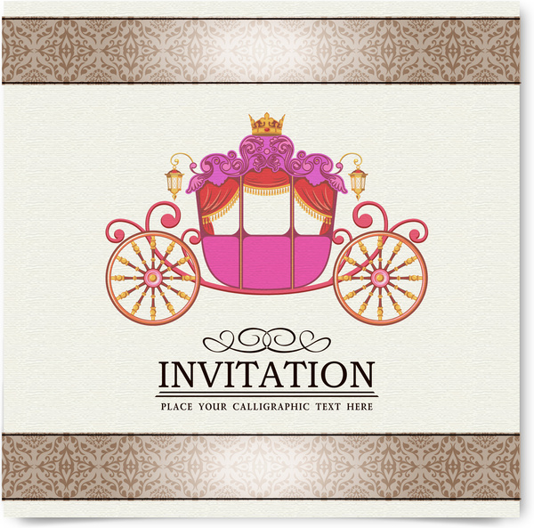free birthday invitation border templates ; vintage_party_invitation_card_decor_6821938