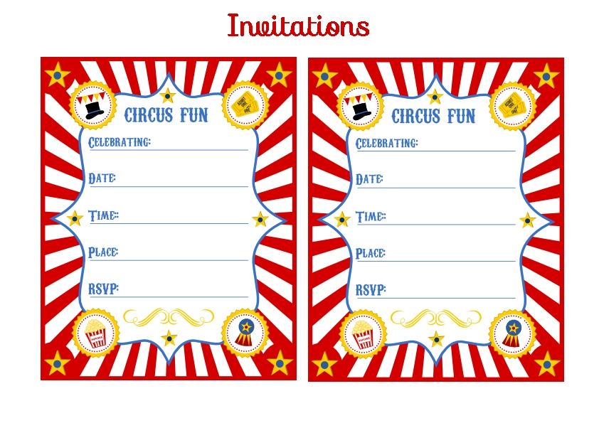 free birthday party invitation clipart ; carnival-theme-party-invitations-templates-carnival-themed-invitations-templates-free-circus-birthday-party-template