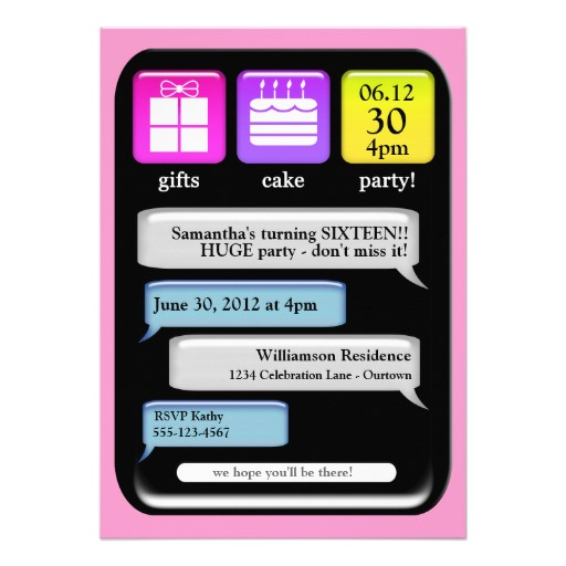 free birthday picture text messages ; fabulous-free-invitation-birthday-party-exactly-efficient-article