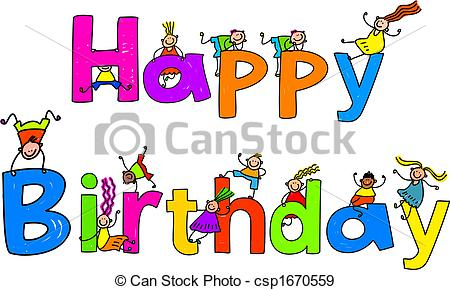 free birthday picture text messages ; happy-birthday-drawings_csp1670559
