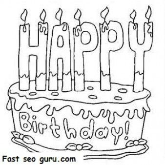 free happy birthday coloring sheets ; dc90c0601e075bdb16162d123d8f2f25--online-coloring-pages-printable-coloring-pages