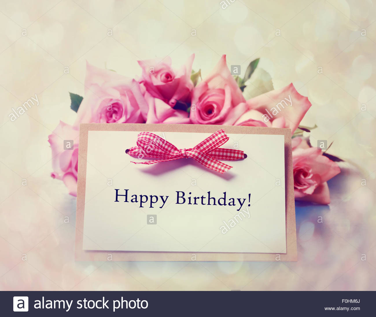 free happy birthday picture messages ; happy-birthday-message-card-with-retro-pink-roses-F0HM6J