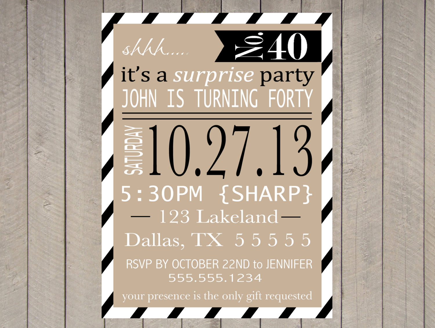 free printable 40th birthday party invitation templates ; 1583a7d5999e3f4cc14a6a45303e695c