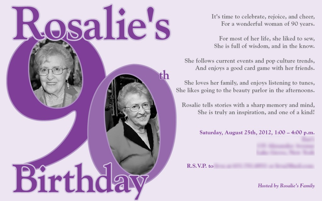 free printable 90th birthday invitation templates ; 7489f44ead34b95d988ada695820f957