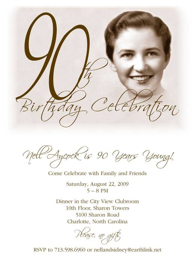 free printable 90th birthday invitation templates ; 75b66f4f5aef9c9ef637a40a3e558b83