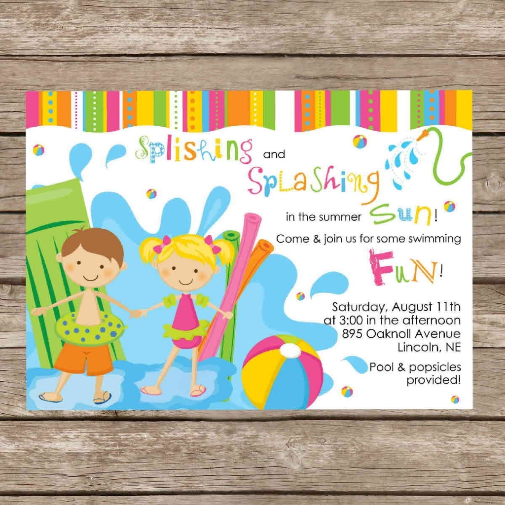 free printable beach themed birthday invitations ; best-free-printable-colorful-pool-and-beach-party-invitation-and