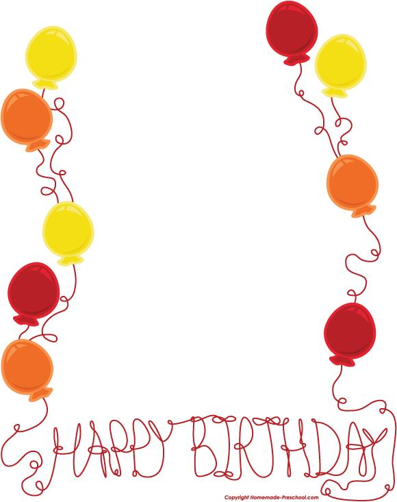 free printable birthday borders ; dT45ayyyc
