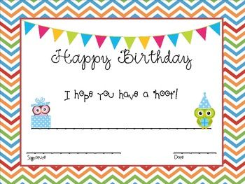 free printable birthday borders ; pdf-Special-Certificates-Happy-Birthday-Certificate-Template