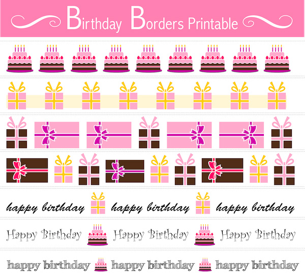 free printable birthday borders ; printable_birthday_borders_title