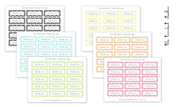 free printable birthday favor tags ; All-Occassion-Invites-Favors4