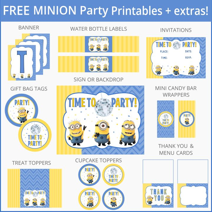 free printable birthday gift tags personalized ; 7649030abda6f3ccc28094ac6471b1ce--despicable-me-party-minions-despicable-me