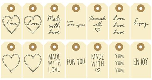 free printable birthday gift tags personalized ; giftags1