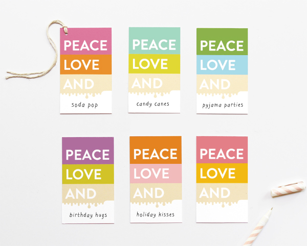 free printable birthday gift tags personalized ; peaceloveand_02c