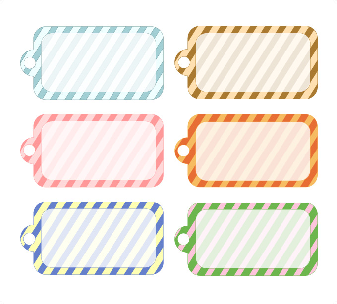 free printable birthday gift tags template ; Birthday-Tags-Free-Template