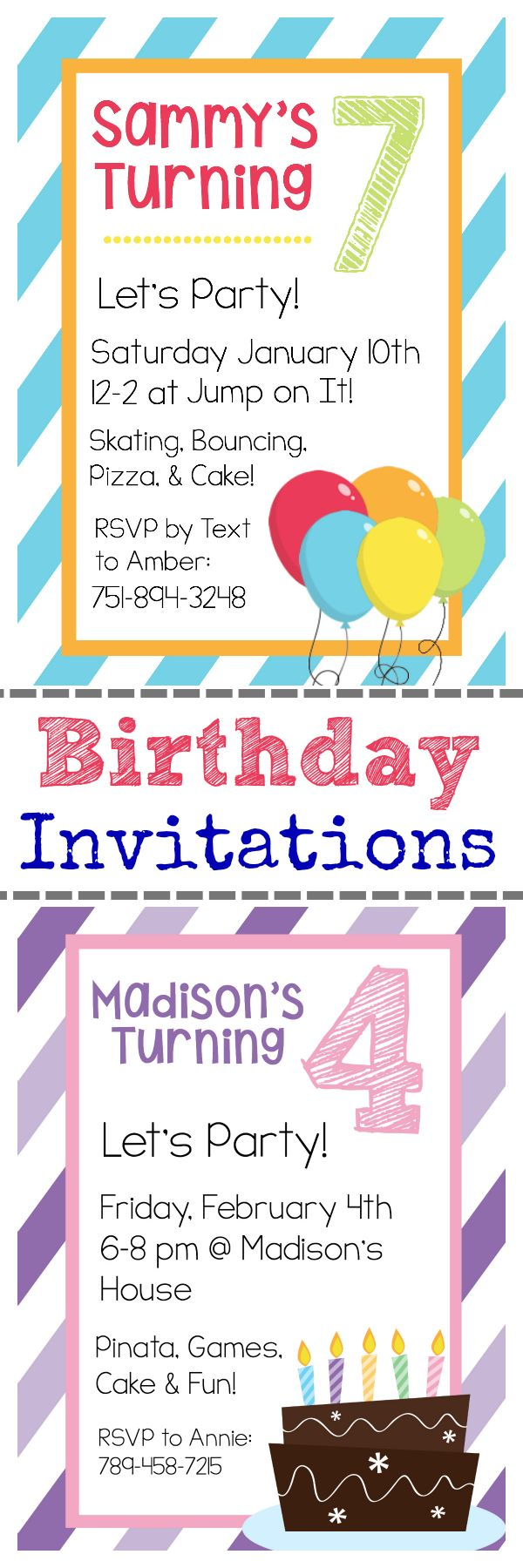 free printable birthday invitation cards for kids ; 4a2bfd639c5df72614695db72b87d80f--free-printable-birthday-invitations-party-printables