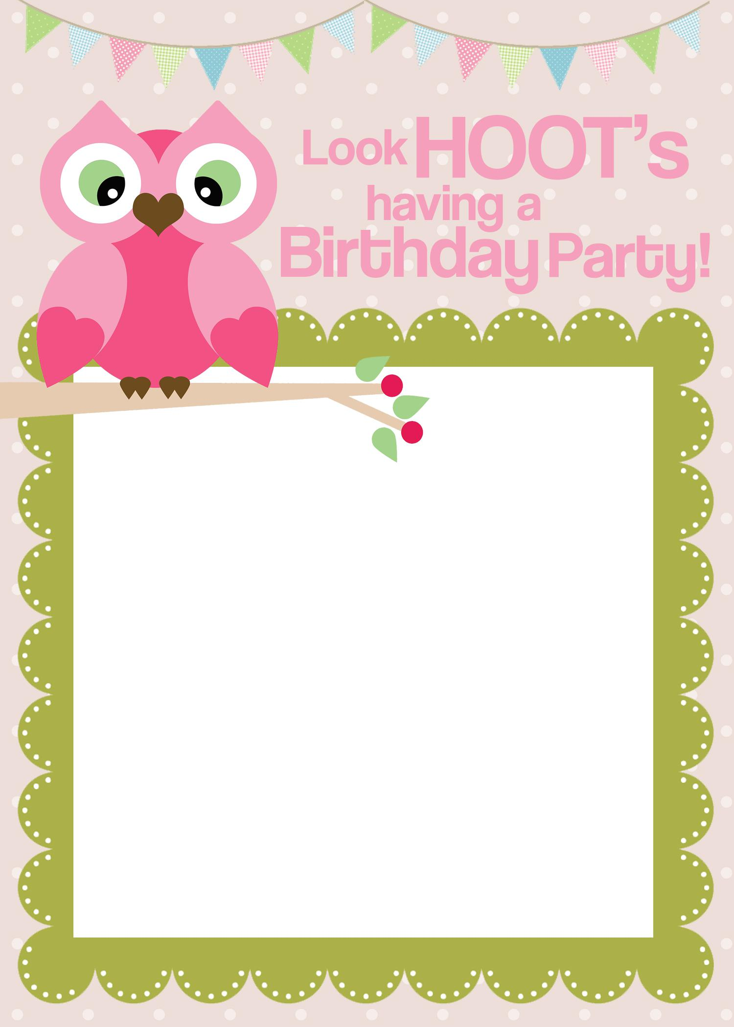 free printable birthday invitation cards templates ; Free-Printable-Birthday-Party-Invitations-Templates