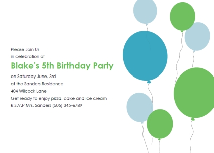 free printable birthday invitation templates for boys ; free-bday-invt-bllns-blue