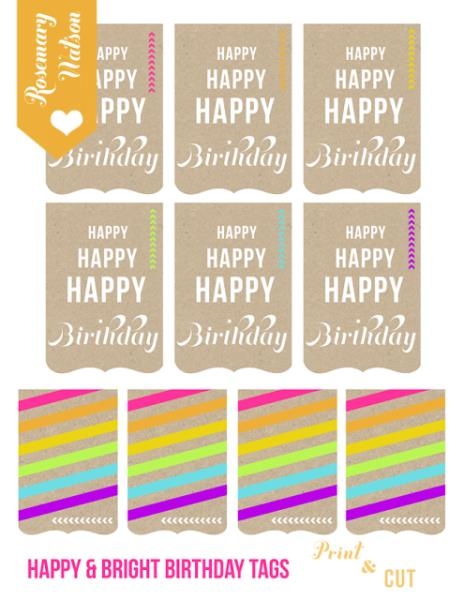 free printable birthday labels ; Happy-Birthday-Gift-Tags-promo-464x600