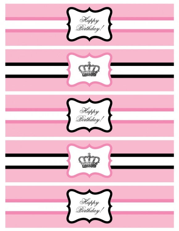 free printable birthday labels and tags ; 8e4fac3b45c42f232a536f8969466c1c--free-printable-party-free-printables