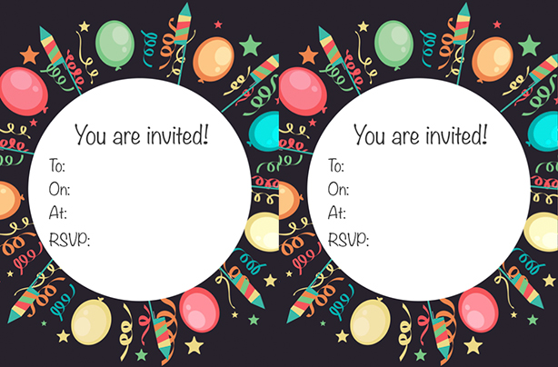 free printable birthday party invitations for boys ; Free-birthday-party-invite