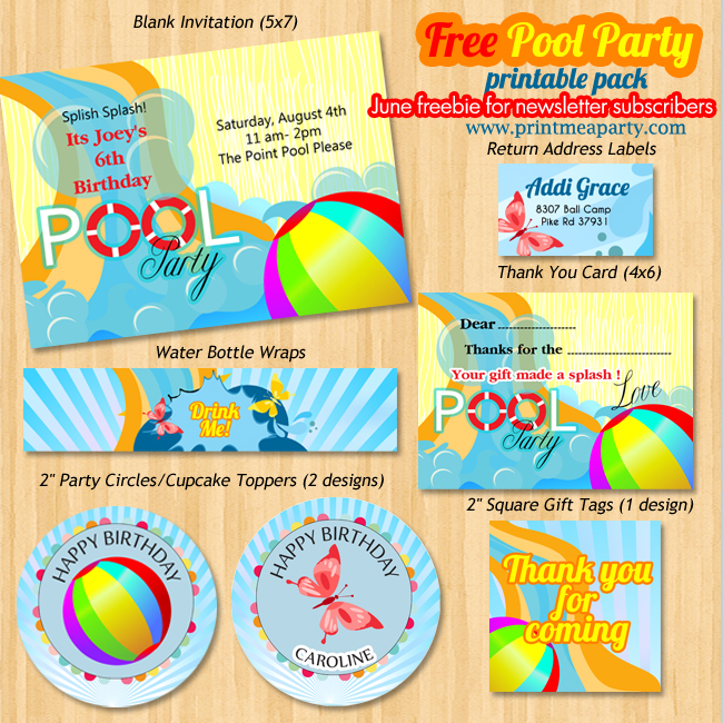 free printable birthday party labels ; 1742653397009e19fea585dd911019a2
