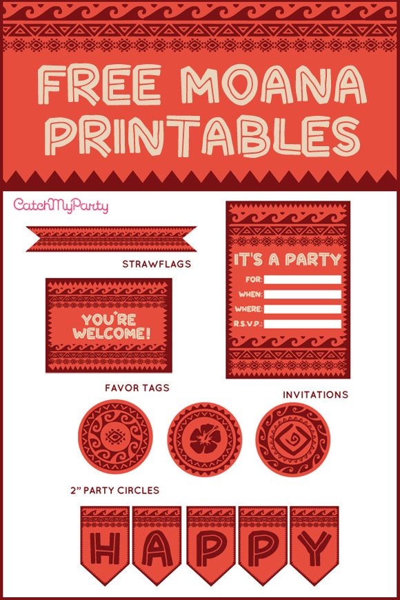 free printable birthday party labels ; moana_small-2-580x870