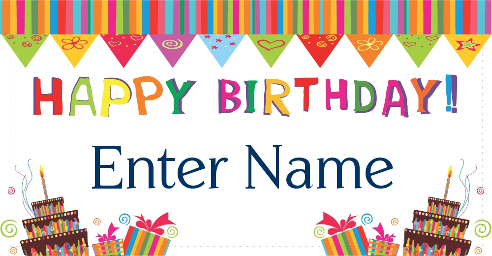 Free Printable Birthday Posters And Banners Best Happy Birthday Wishes