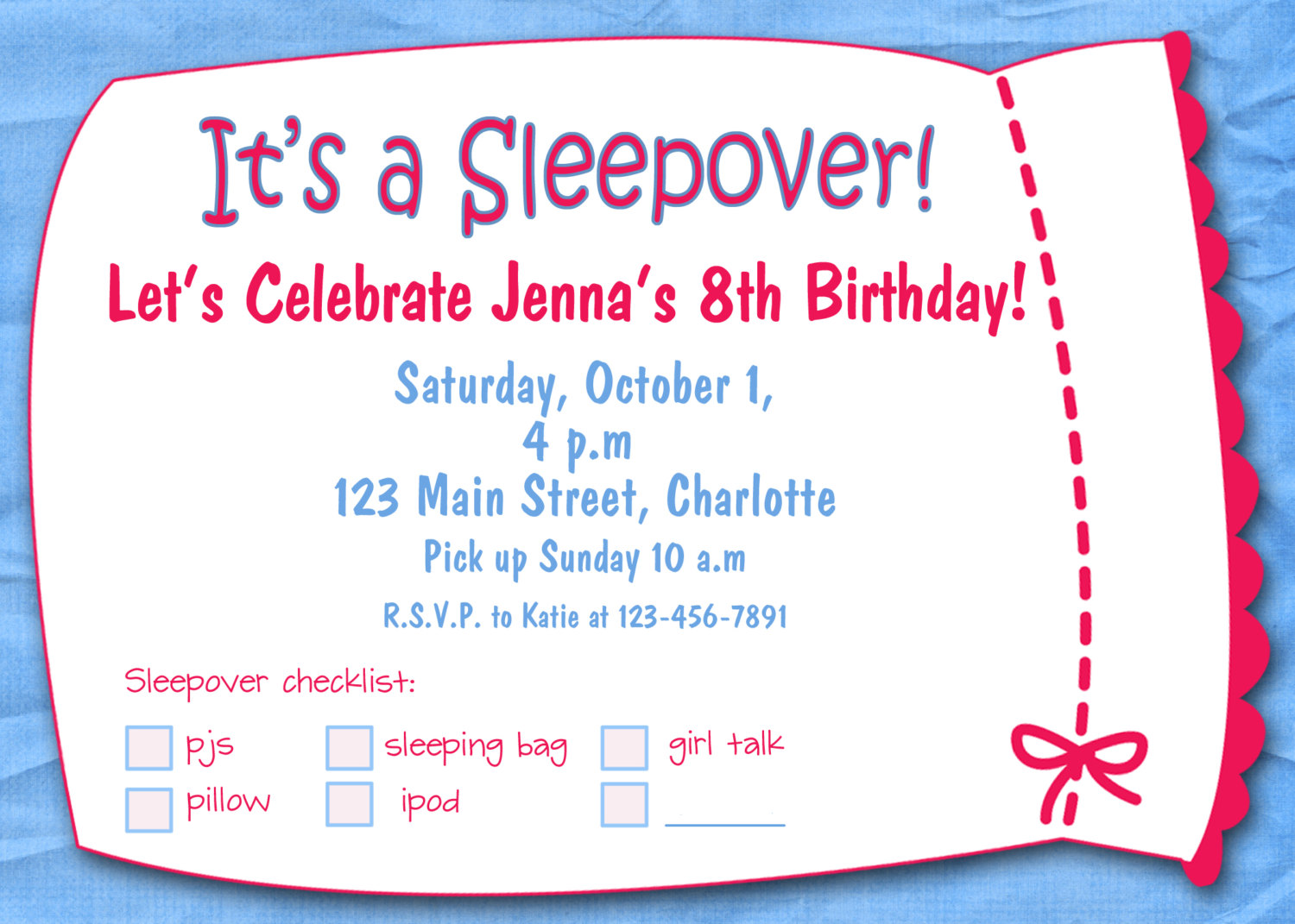 free printable birthday sleepover invitation templates ; 9359dd41774189bc0e54b3a9b38c84dd_1