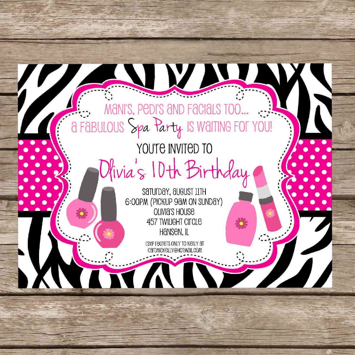 free printable birthday sleepover invitation templates ; 958905f8869e6e920d107649e99a3971
