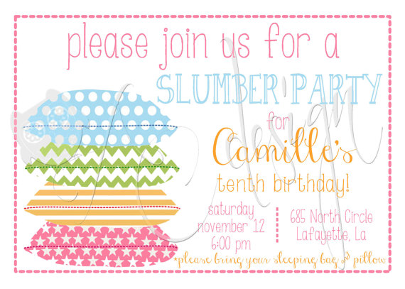 free printable birthday sleepover invitation templates ; free-printable-slumber-party-invitations-free-printable-slumber-party-birthday-invitations-cimvitation-template