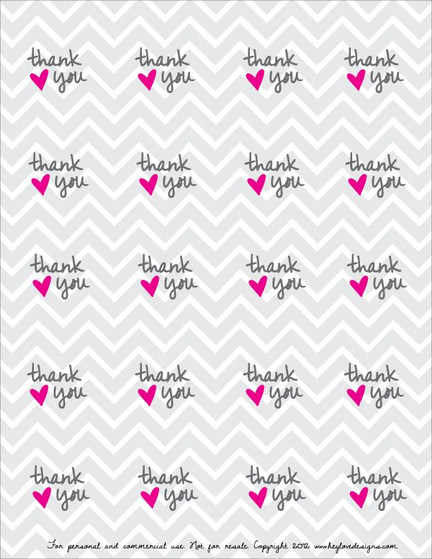 free printable birthday thank you gift tags ; 34bc69bfc583aeb2560bf7475ccbbe77--love-design-printable-labels