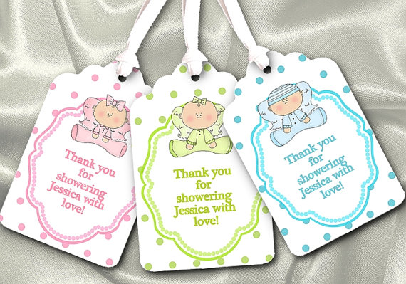 Shower Baby Free Printable Baby Shower Thank You Labels
