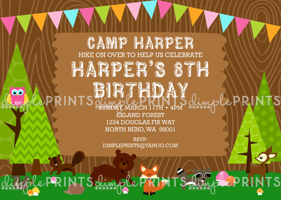 free printable camping themed birthday invitations ; 10b2e180a9701697549285f5f740fc9e