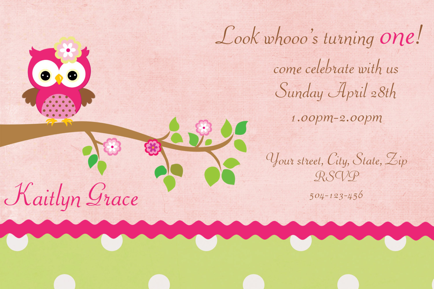 free printable first birthday invitation templates ; il_fullxfull