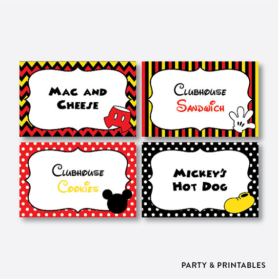 free printable food labels for birthday party ; 2c1625c3e165abd1f1908195005a3d86