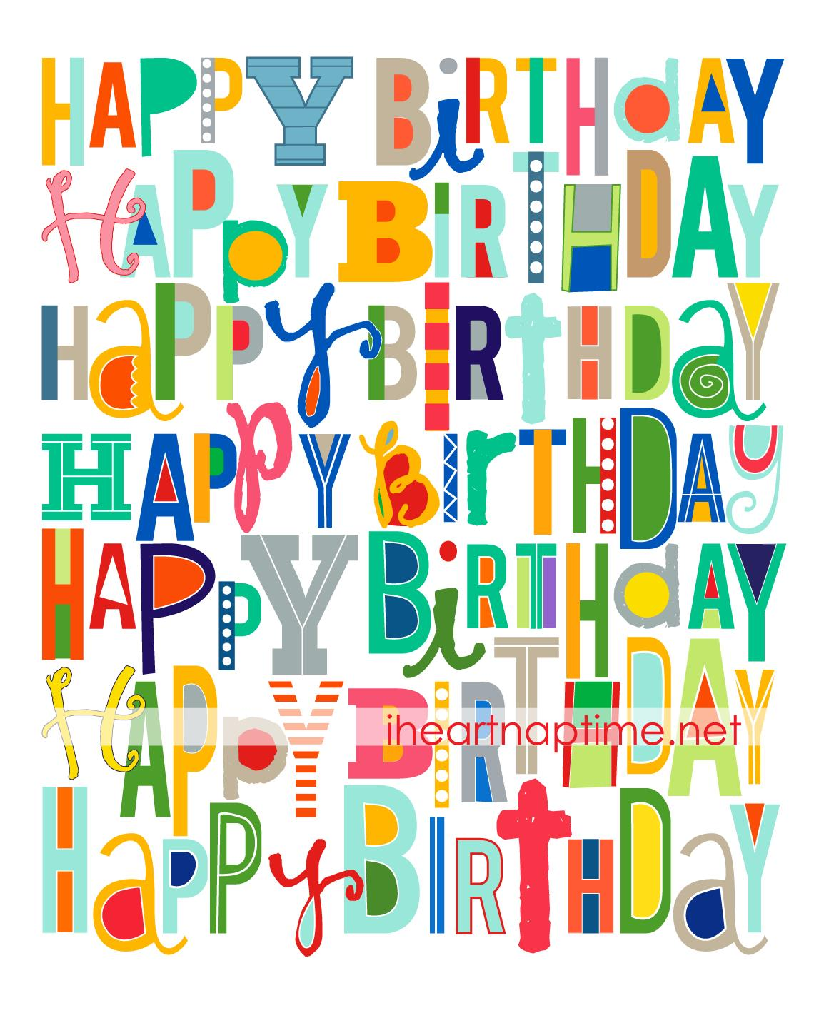 free printable happy birthday tags ; free-happy-birthday-print-at-i-heart-naptime